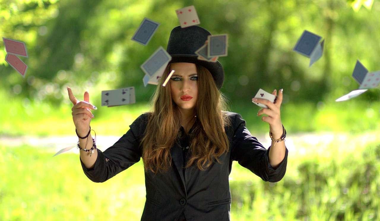 Магия pixabay.com