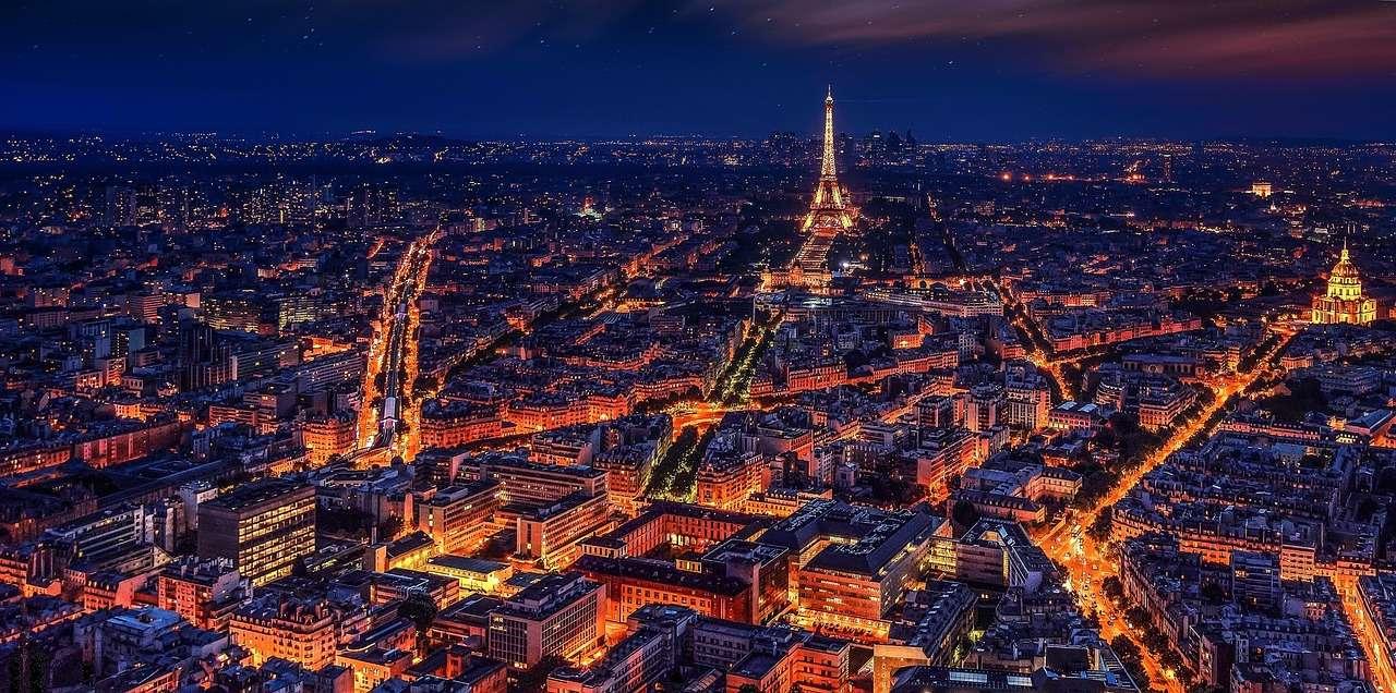 Франция. Париж. pixabay.com