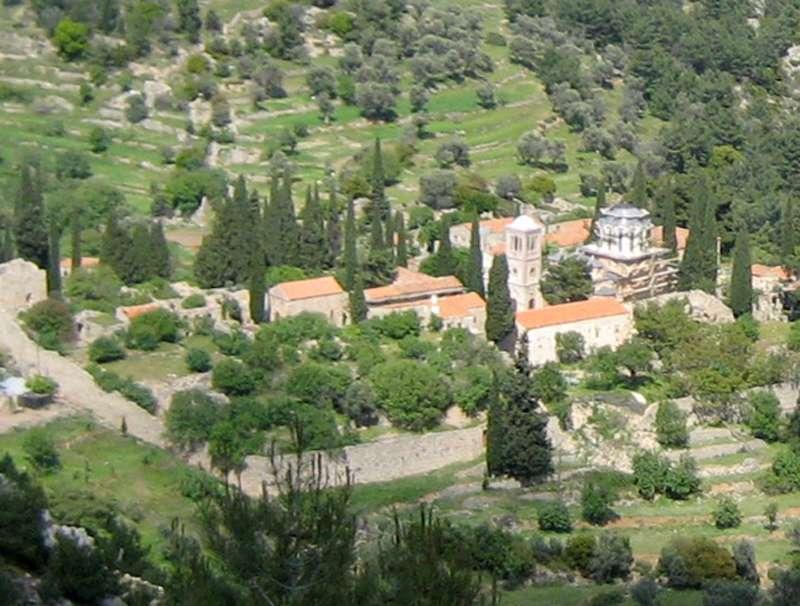 Монастырь Неа Мони