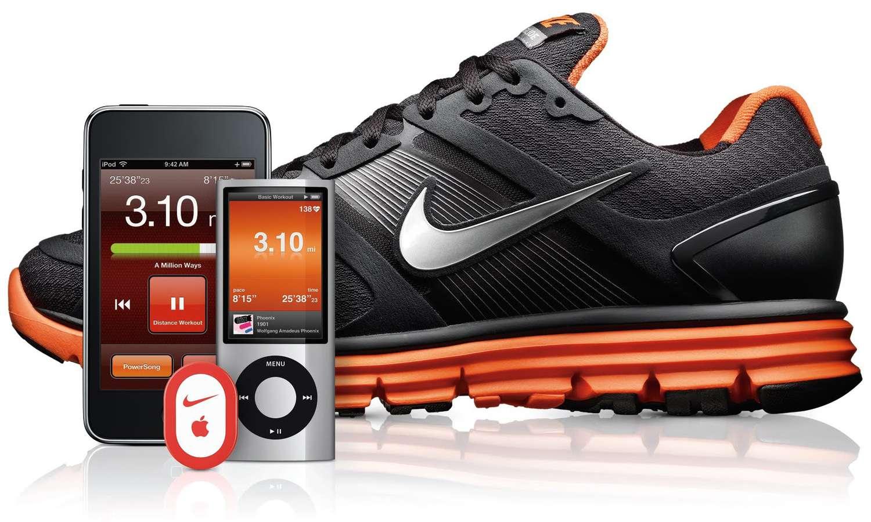 Nike и Apple