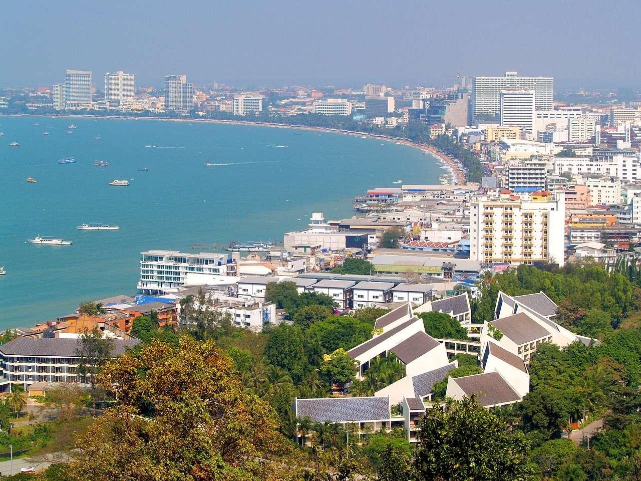 Тайская Паттайя – удивительный город контрастов