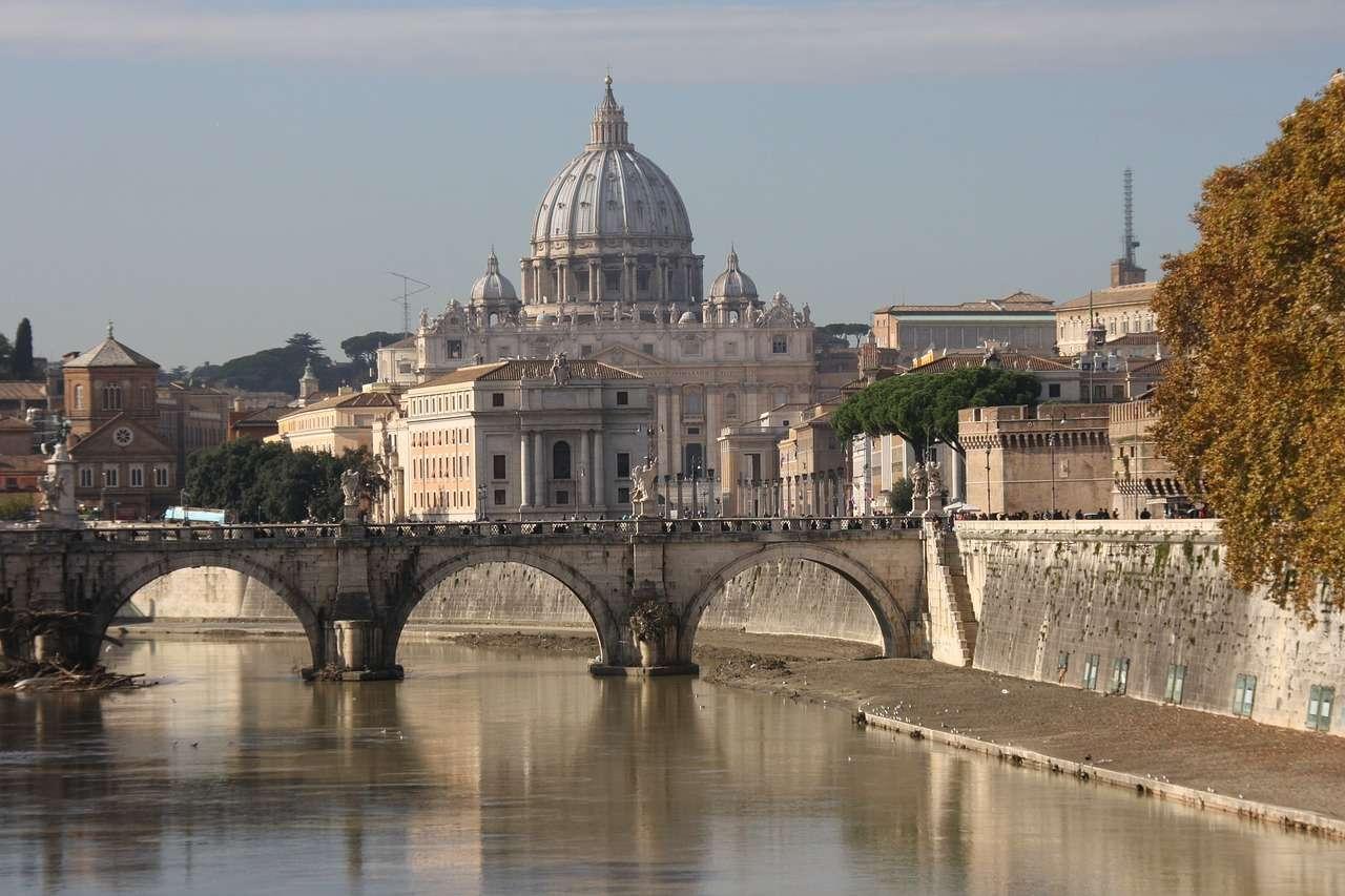 базилика-святого-петра-рим-мост