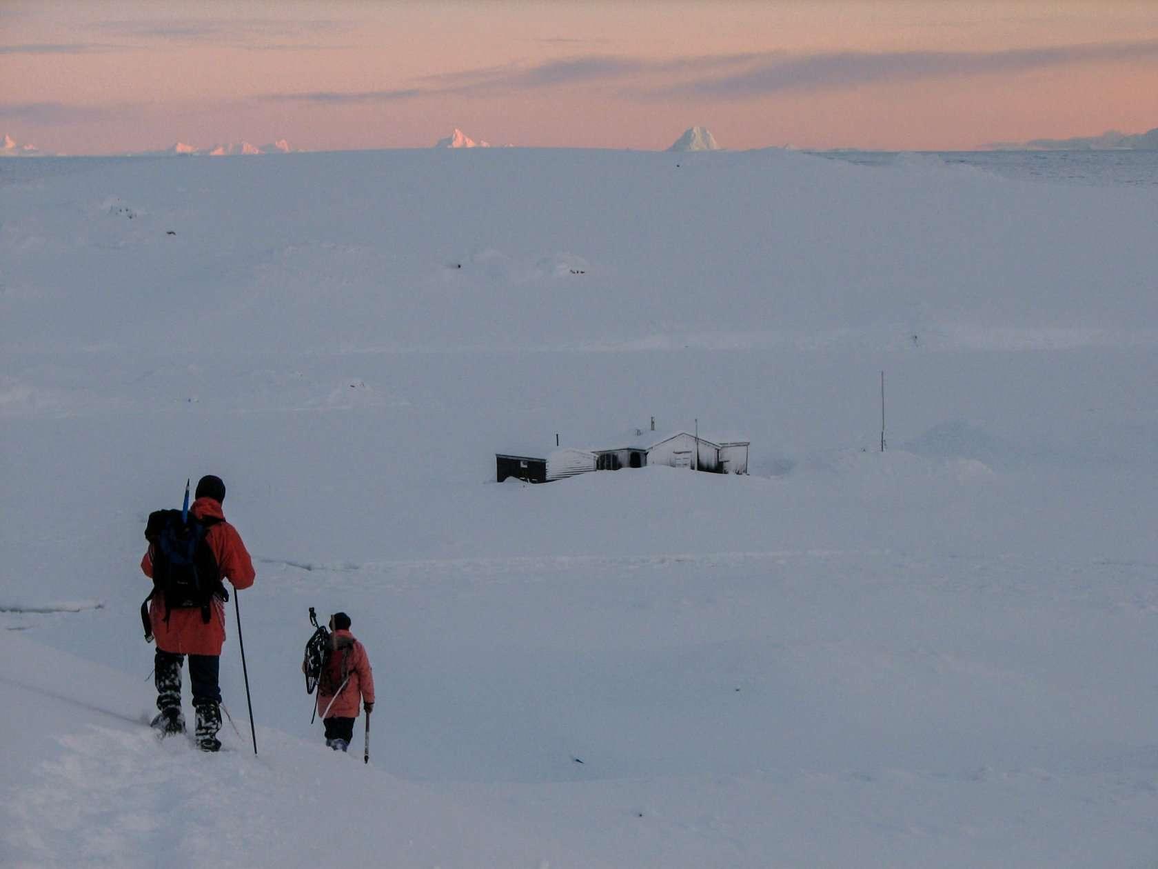 Как украинские полярники покоряют ледяной континент