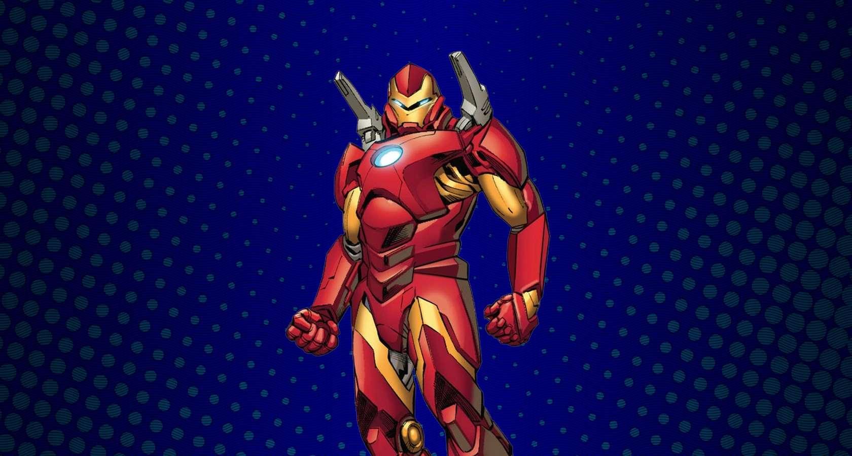 marvel Суперсила
