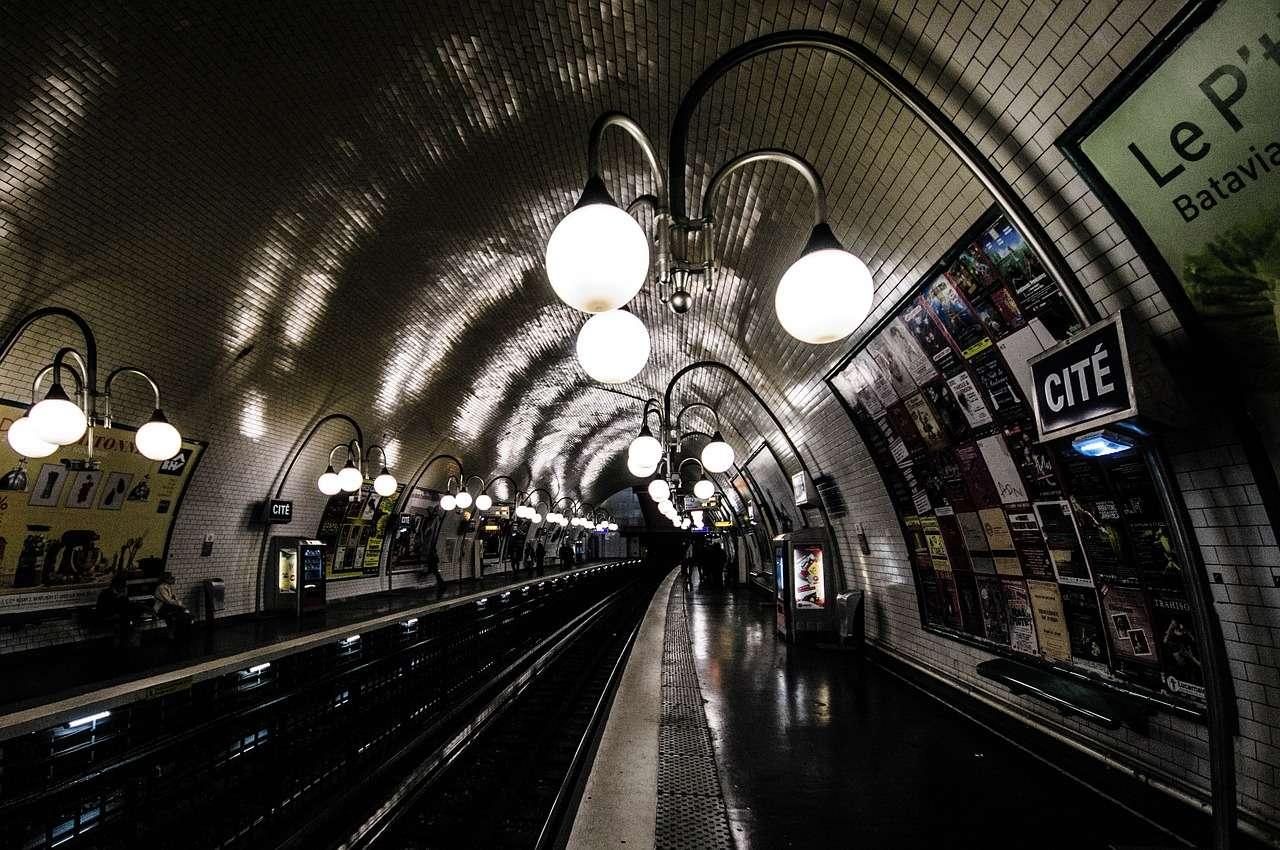 метро франция