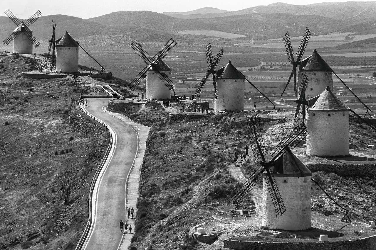 Что рассказать вам об Испании?