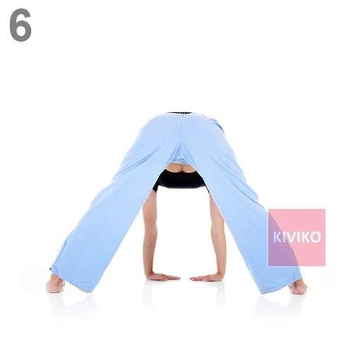 Йога - разминка