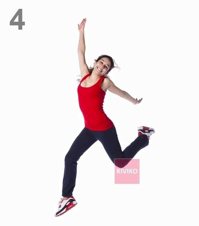 Упражнения для энергии
