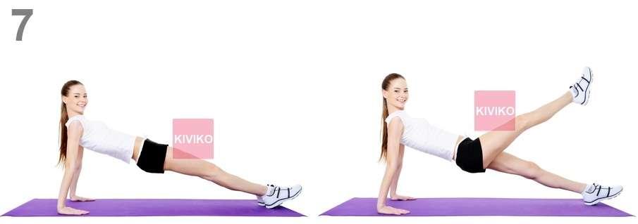 Упражнения для мышц ног