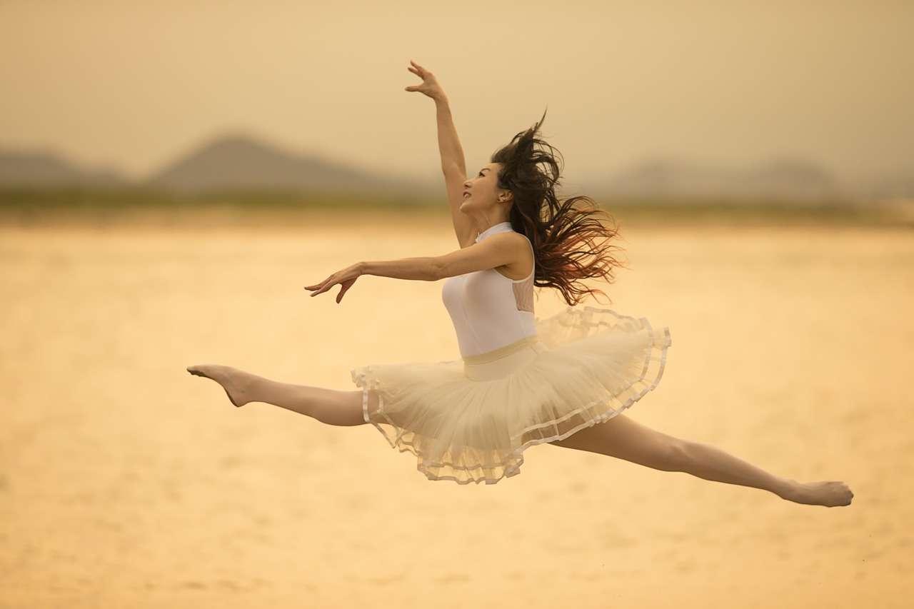 Нулевая гравитация – балет