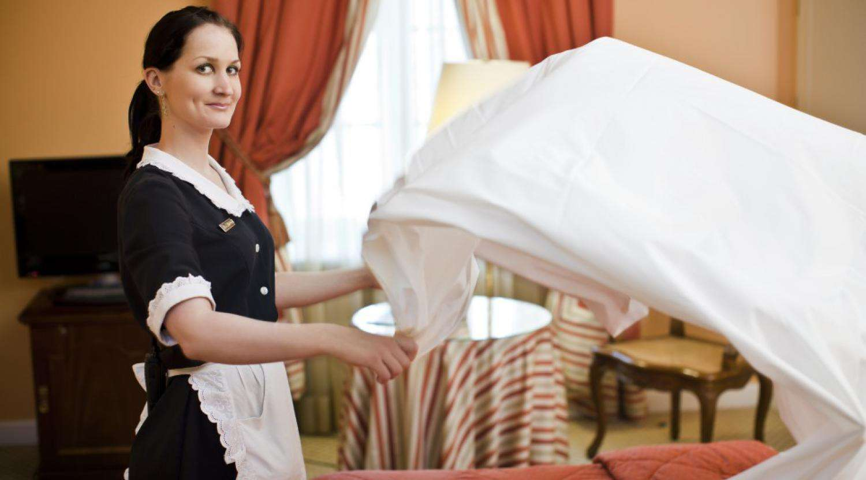 фото домоработницы