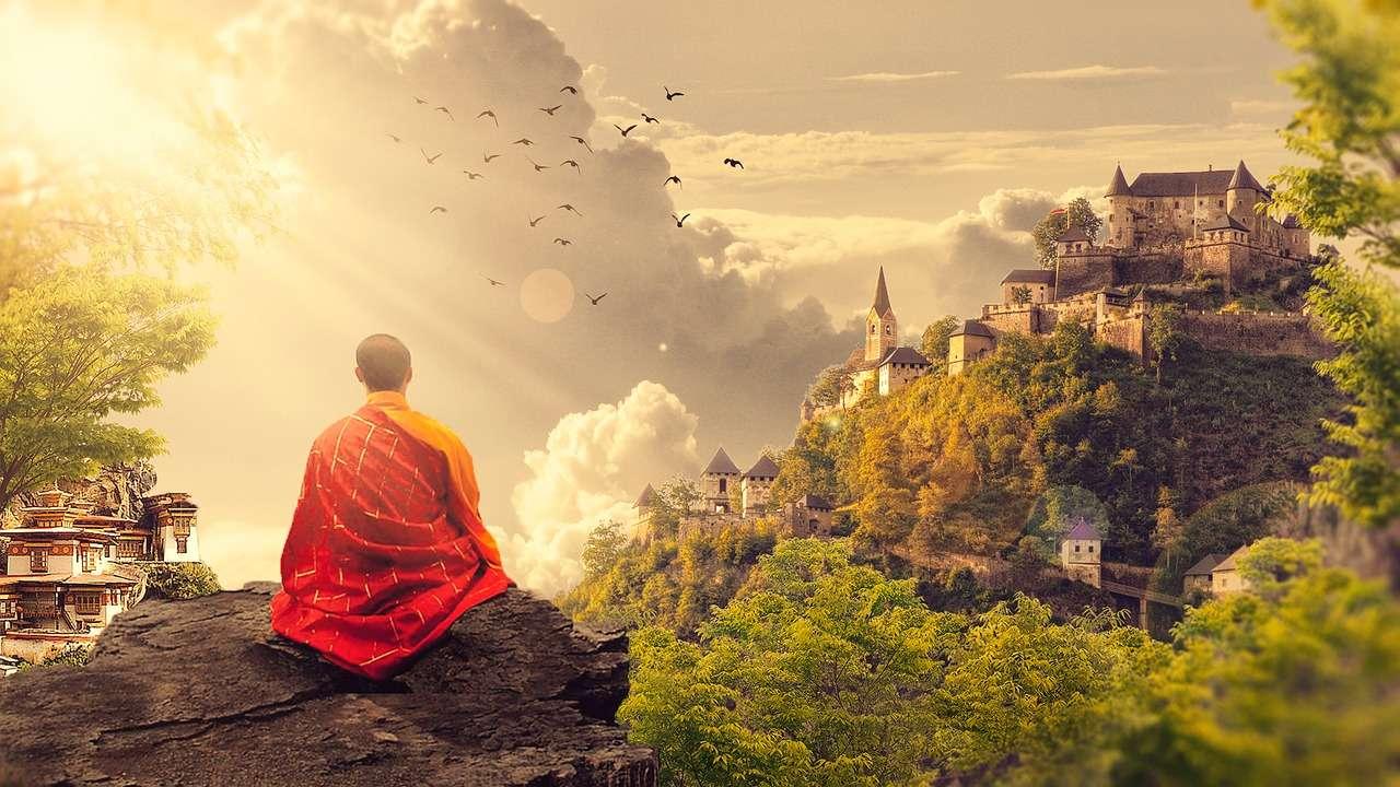 Медитация - дыхание жизни
