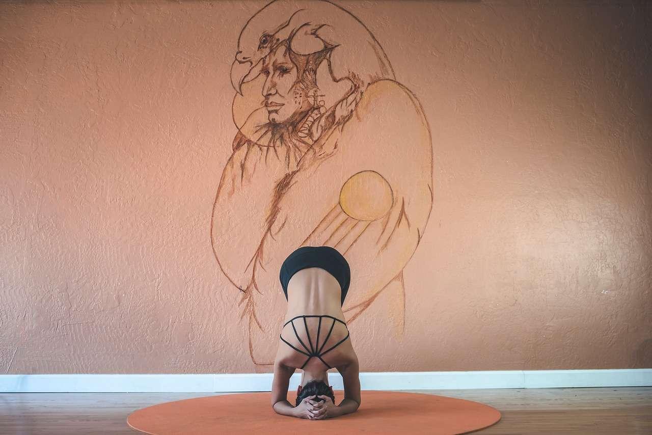 Йога - энергия