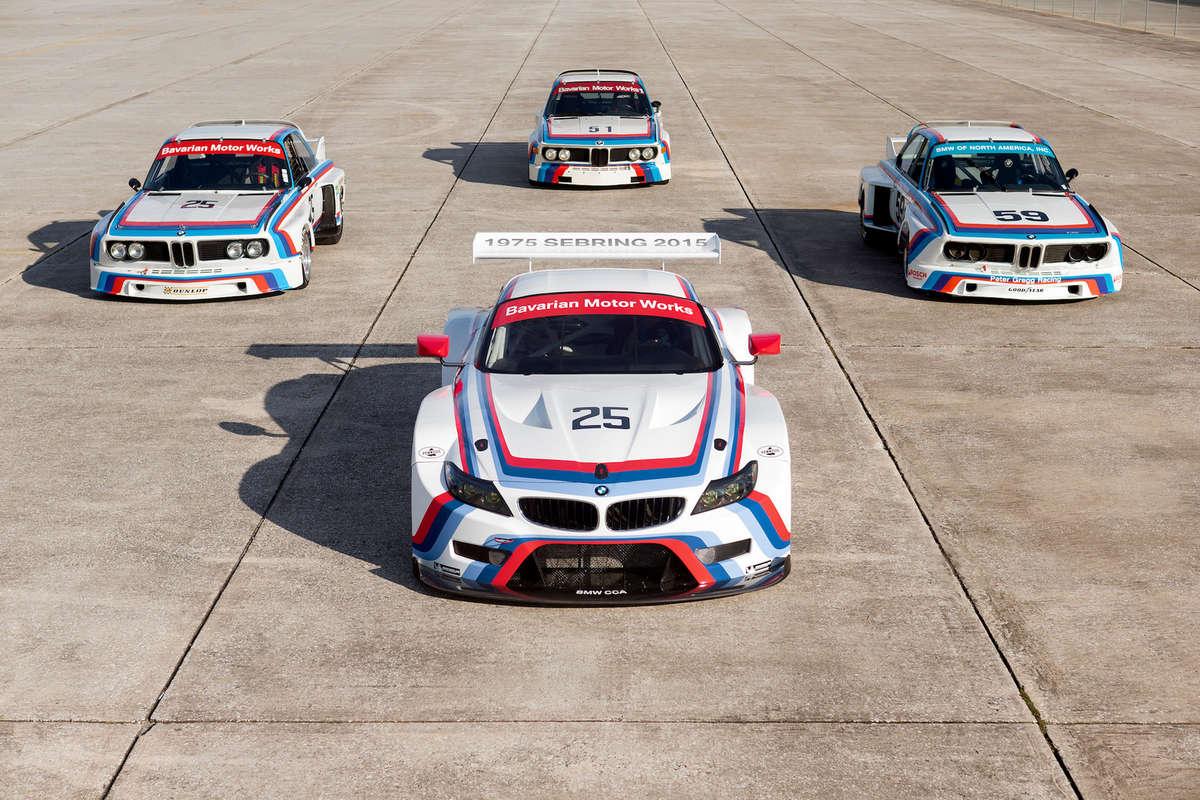 BMW ливрея