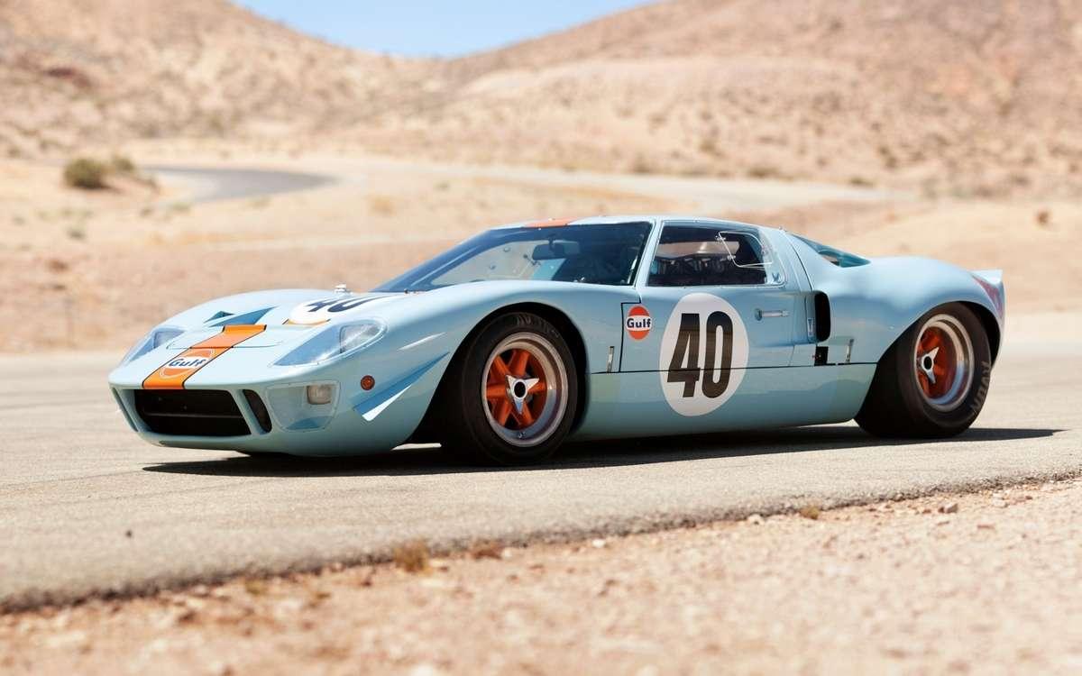 Ford GT40, выигравший гонку в Спа в 1967 году, в 70-х был продан на аукционе за немыслимые деньги – 11 миллионов долларов