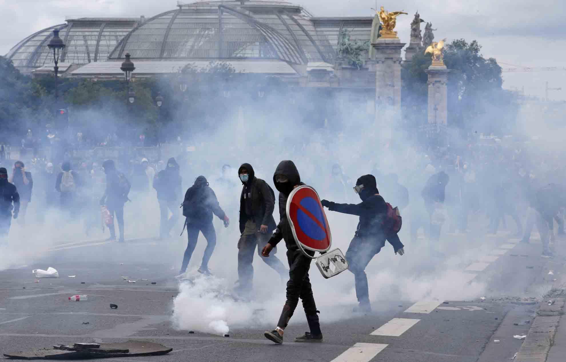 Городские партизаны