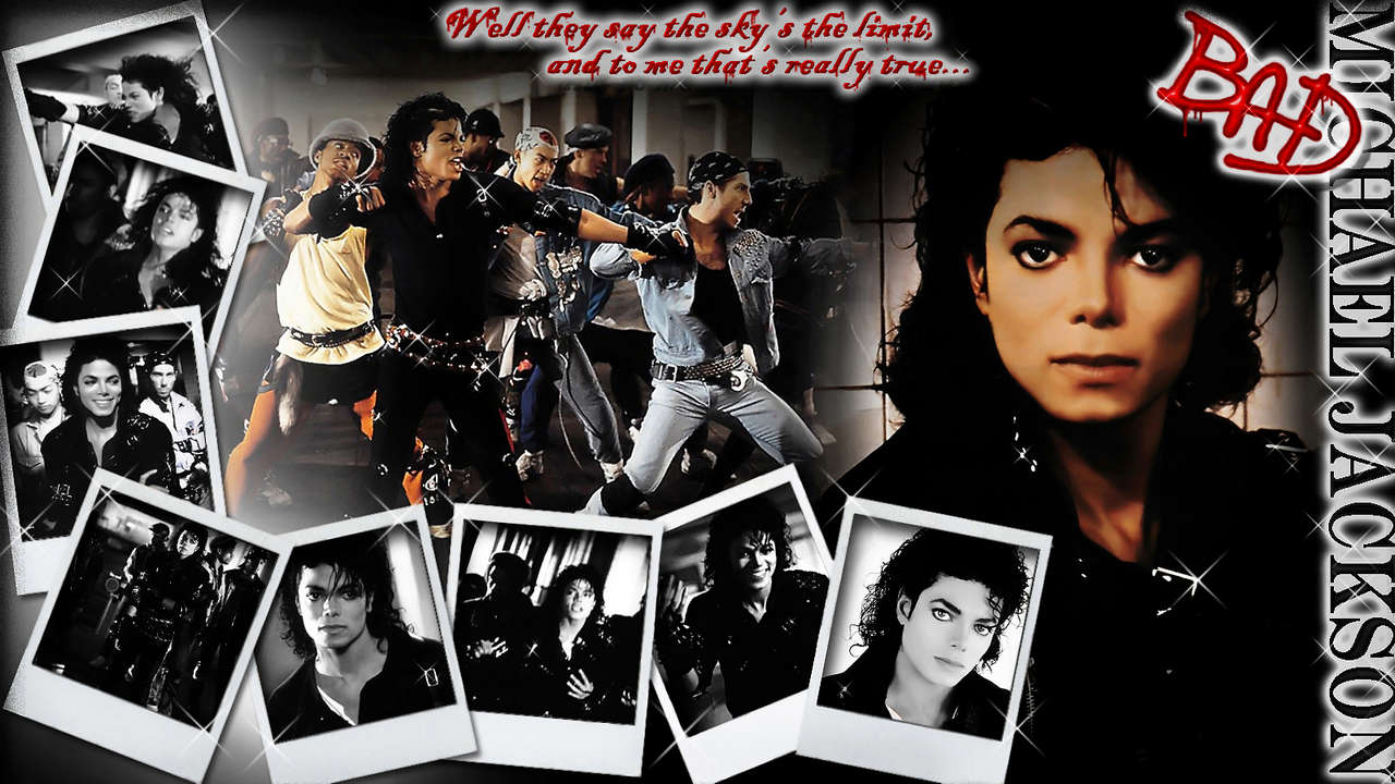 Майкл Джексон – Bad
