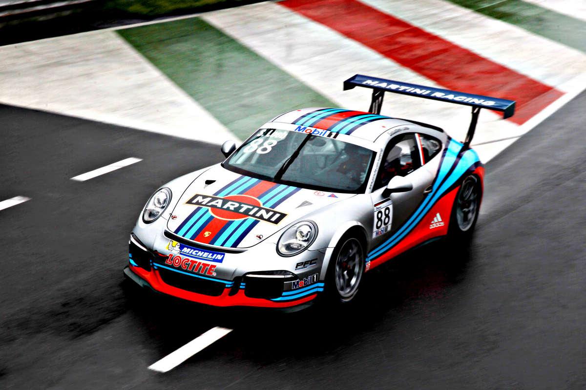 Martini Racing ливрея