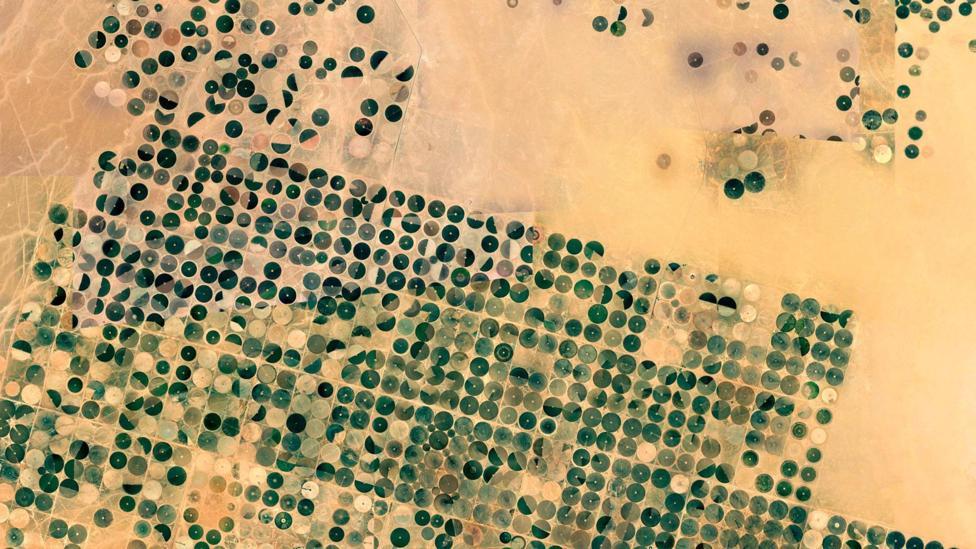 Эль-Джауф, Саудовская Аравия.