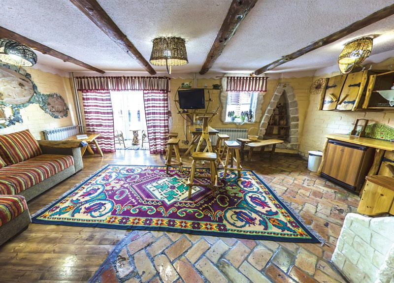 Оригинальные гостиницы в Карпатах ТОП 7