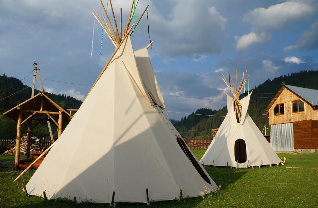 """Кемпинг """"Indian village"""", Красник"""