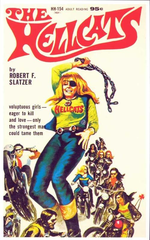 Рита, Шила, Бетти и другие («Адские киски», 1967)
