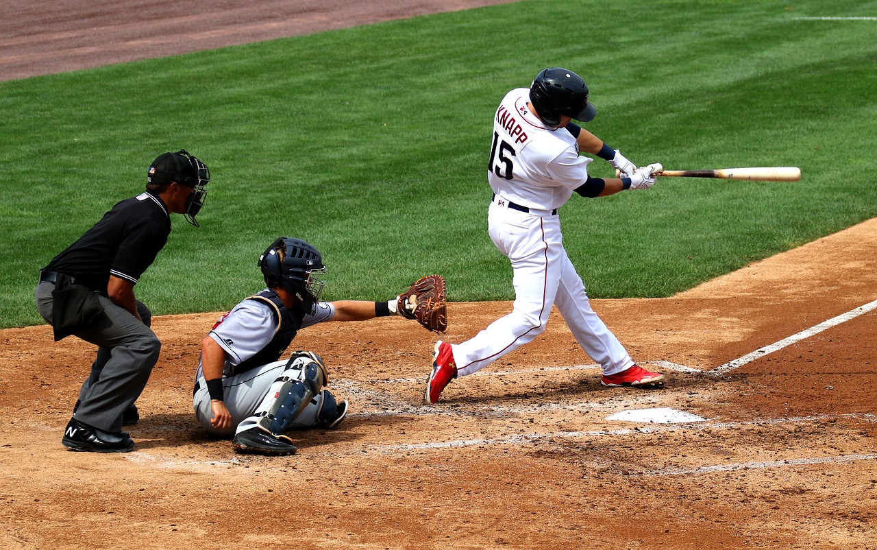 Как мяч встретил биту все, что вы не знали или не хотели знать о бейсболе