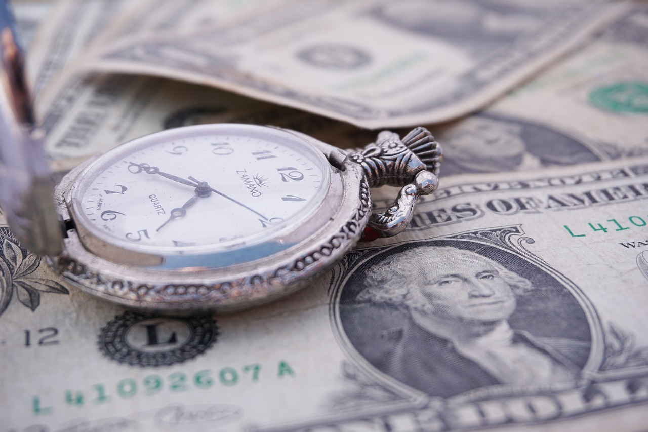 время, деньги