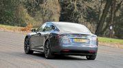 В страны Европы поступил в продажу новенький Tesla Model S