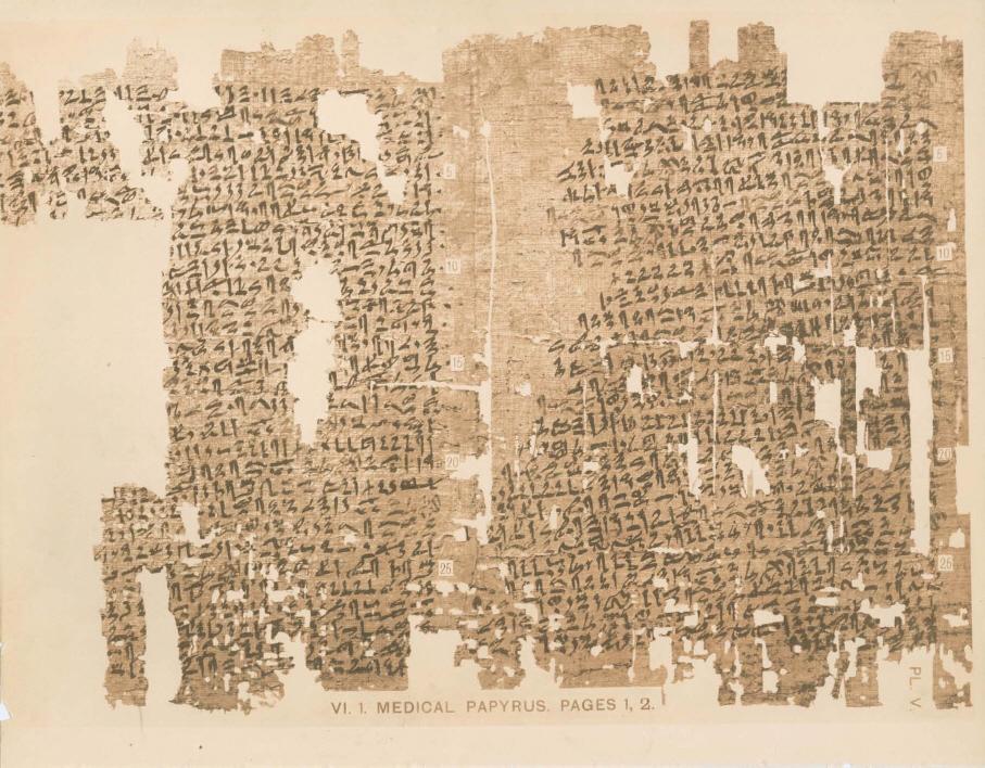 12 самых древних в мире документов – от эротических инструкций до дипломатической переписки