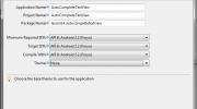 Автозаполнение в Android. Используем AutoCompleteTextView