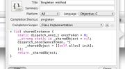 Как реализовать Singleton в Objective-C?