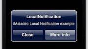 UILocalNotification – локальные уведомления в iOS
