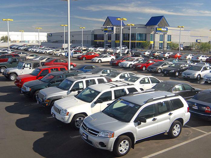 Купить авто в кредит без первоначального взноса ростов на дону