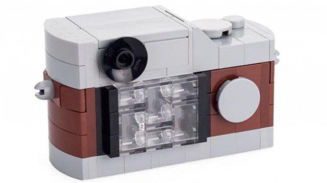 Leica і Lego випустили дуже незвичний конструктор - фото 297350