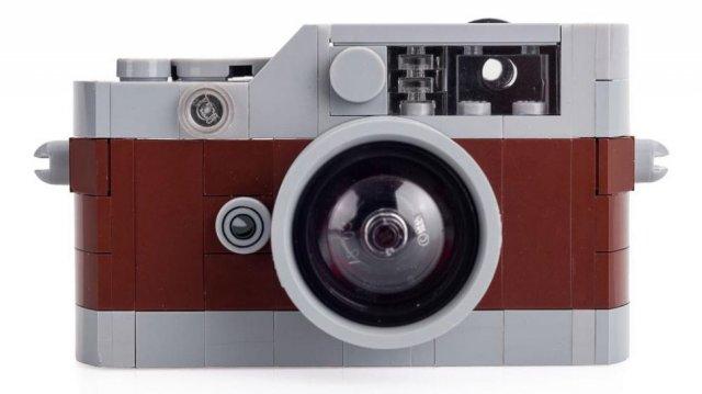 Leica і Lego випустили дуже незвичний конструктор - фото 297351