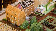В Лондоне архитекторы построят город из имбирных пряников: яркие фото