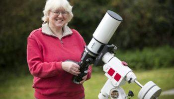 Пенсионерка выиграла фотоконкурс NASA