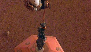 Ученые зафиксировали первое марсотрясения