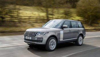 """Внедорожный Range Rover превратили в """"мягкий"""" гибрид"""