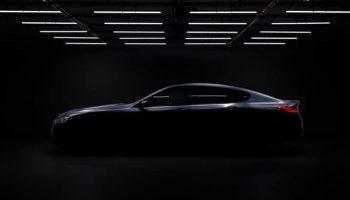 """BMW показала первую фотографию новенькой """"восьмерки"""""""