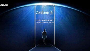 Asus ZenFone 6: стали известны технические характеристики нового флагмана компании