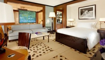 Названы лучшие номера отелей в мире: роскошные снимки