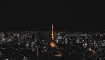 Токио на ладони: захватывающие фото с самых высоких зданий города