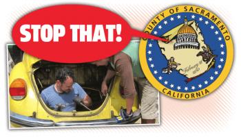 В США водителям запретили ремонтировать свои авто