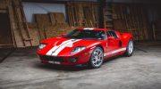 18 километров пробега: на продажу выставили первый Ford GT