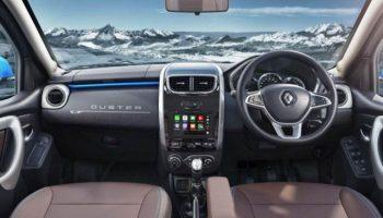 Renault обновила Duster первого поколения