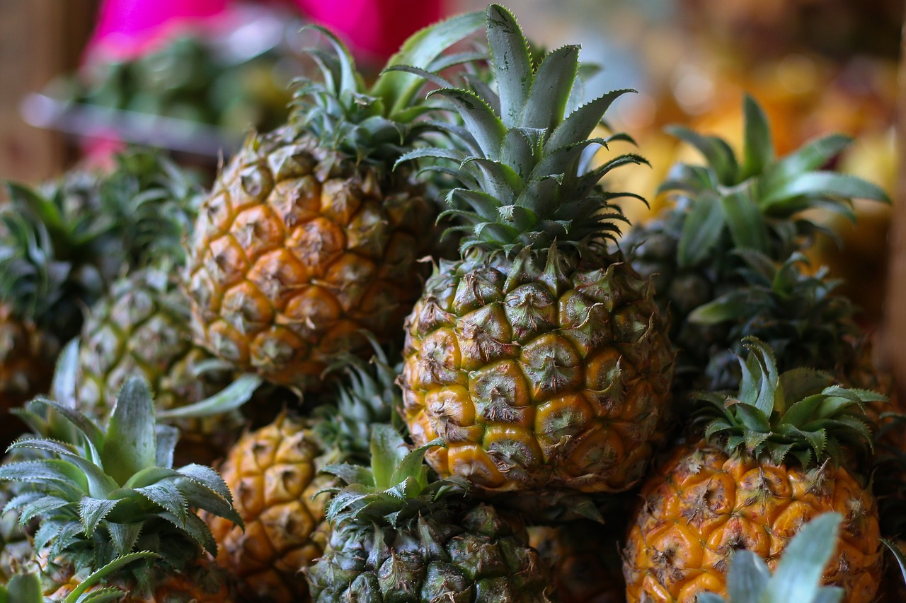 Интересные факты о ананасе