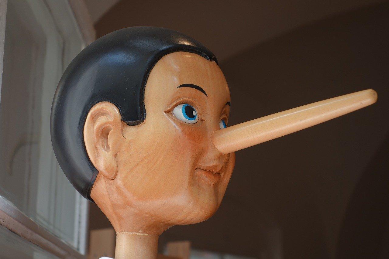 Интересные факты о лжи