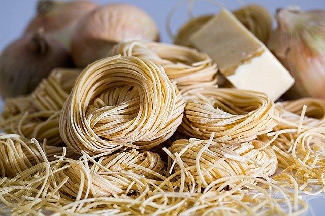 Pasta Spaghetti Noodle Pasta Nests